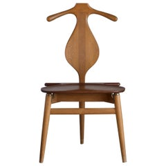 Hans J. Wegner 'Valet' Chair for Johannes Hansen