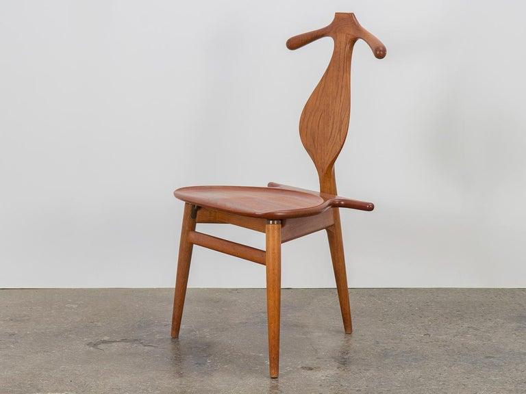 Mid-20th Century Hans J. Wegner Valet Chair For Sale