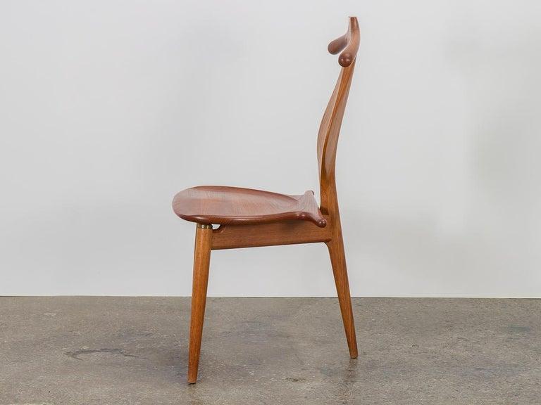 Oak Hans J. Wegner Valet Chair For Sale
