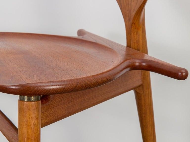Hans J. Wegner Valet Chair For Sale 1