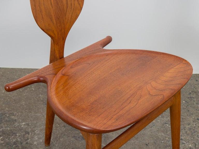 Hans J. Wegner Valet Chair For Sale 2