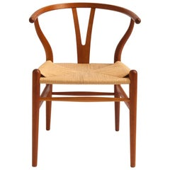 Hans J. Wegner Wishbone Chairs Anniversary Model