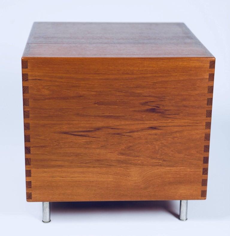 Wegner, Minibar, Modellnr. AT34 ca. 1959, Teak 15