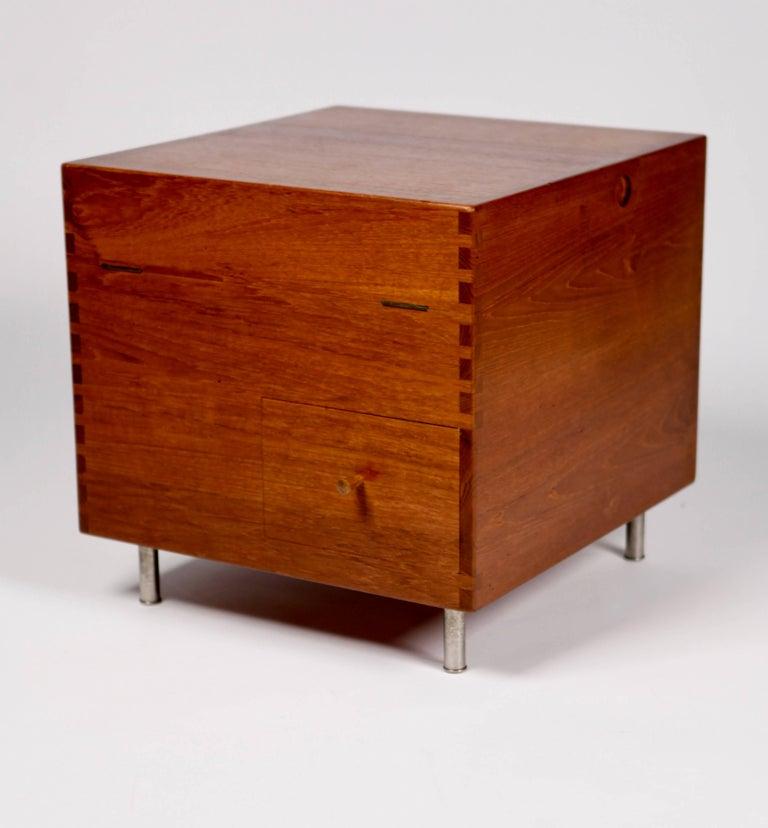 Wegner, Minibar, Modellnr. AT34 ca. 1959, Teak 2