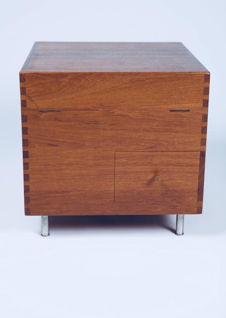Wegner, Minibar, Modellnr. AT34 ca. 1959, Teak 3