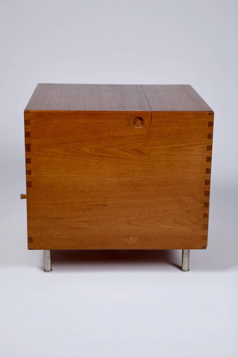 Wegner, Minibar, Modellnr. AT34 ca. 1959, Teak 5