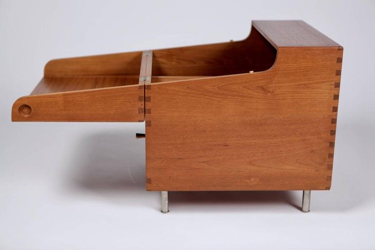 Wegner, Minibar, Modellnr. AT34 ca. 1959, Teak 8
