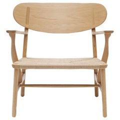 Hans J. Wegner's Ch22  Lounge Chair