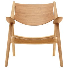 Hans J. Wegner's CH28t  Lounge Chair