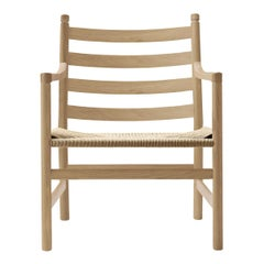 Hans J. Wegner's Ch44  Lounge Chair