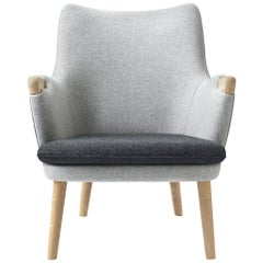 Hans J. Wegner's Ch71  Lounge Chair