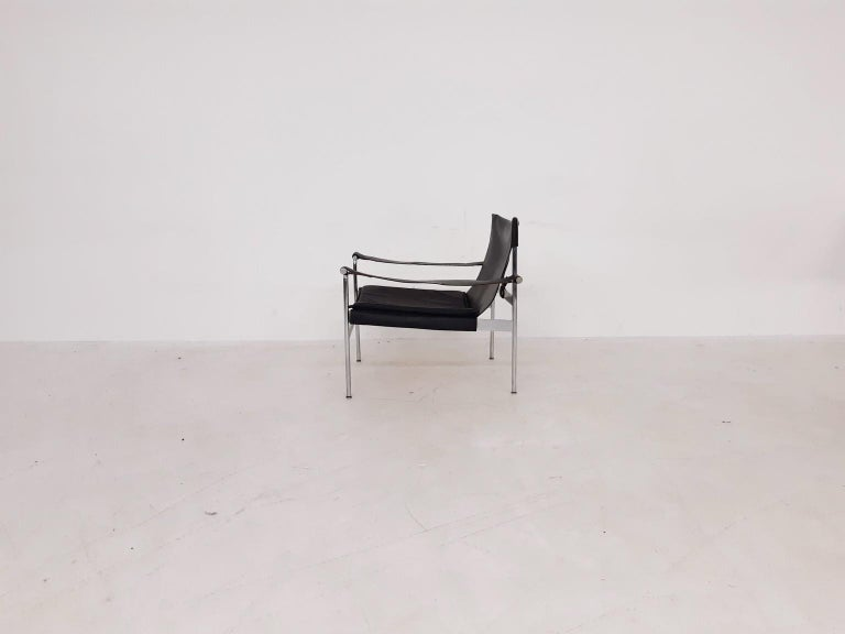 Adam Style Hans Konecke for Tecta D99 Lounge Chair, Germany, 1969 For Sale