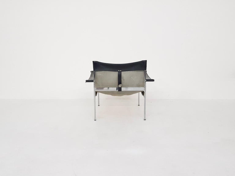 Hans Konecke for Tecta D99 Lounge Chair, Germany, 1969 In Good Condition For Sale In Amsterdam, NL