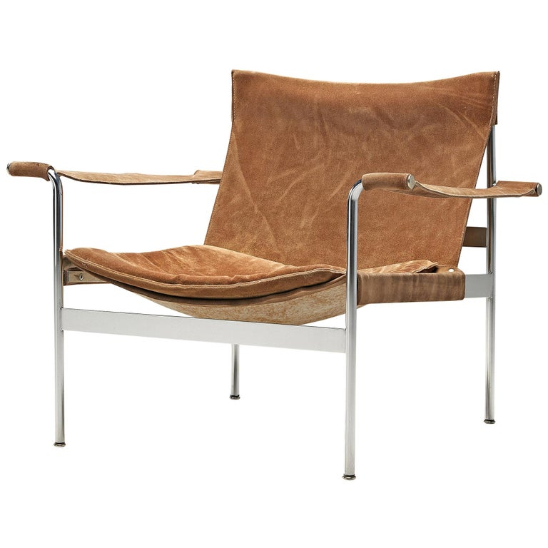 "Hans Könecke ""Sling"" Lounge Chair  For Sale"