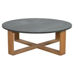 Hans Krieks Slate Coffee Table