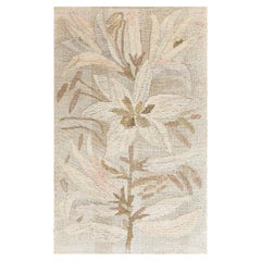 "Hans Krondahl ""Lillies"" Tapestry. Size: 3 ft 5 in x 6 ft 6 in (1.04 m x 1.98 m)"
