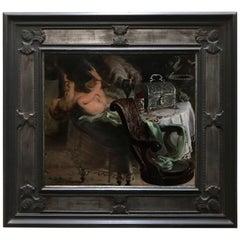 Hans Laagland, Flemish Painter Style Rubens Neo Baroque