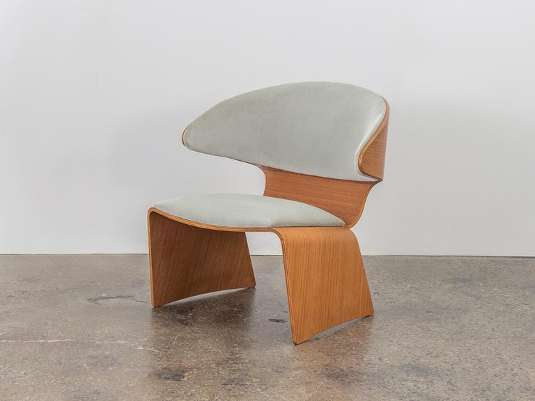 Hans Olsen Bikini Chair In Excellent Condition For Sale In Brooklyn, NY