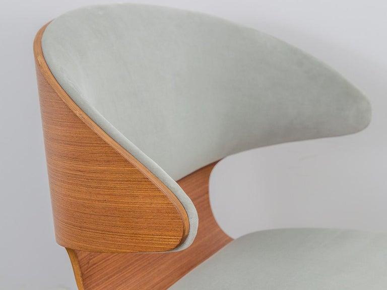 Teak Hans Olsen Bikini Chair For Sale