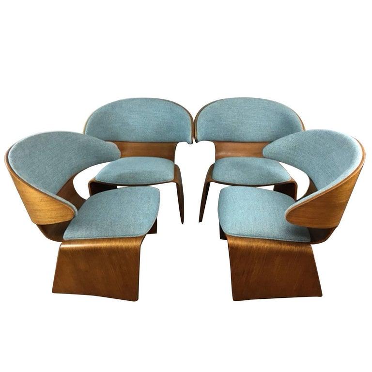 Hans Olsen Bikini Lounge Chairs