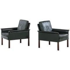 Hans Olsen easy chairs model 500 by C/S Møbler in Denmark