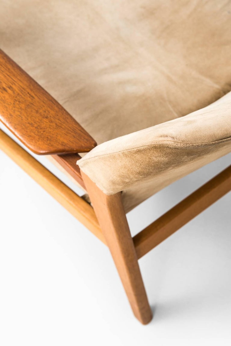 Hans Olsen Easy Chairs Model 9015 by Gärsnäs in Sweden For Sale 3