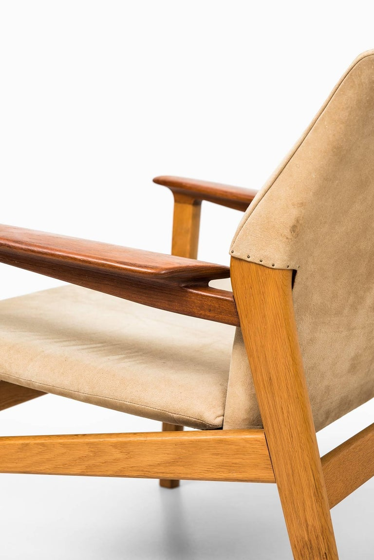 Hans Olsen Easy Chairs Model 9015 by Gärsnäs in Sweden For Sale 2
