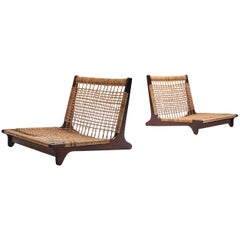 Hans Olsen Low Lounge Chairs