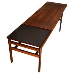 Hans Olsen Rosewood Coffee Table for Buck & Kjaer