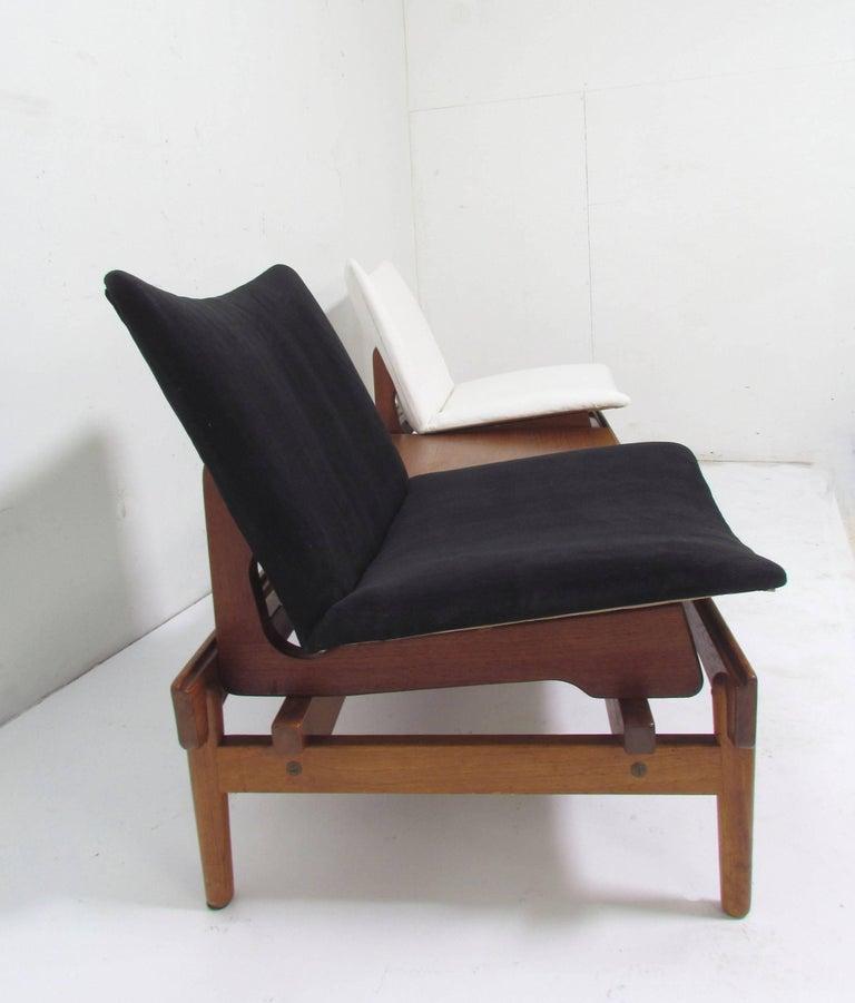 Hans Olsen Quot Series 137 Quot Danish Teak Sofa Or Bench For N A