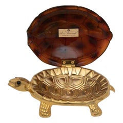 Hans Turnwald Signature Collection Turtle Form Covered Dish
