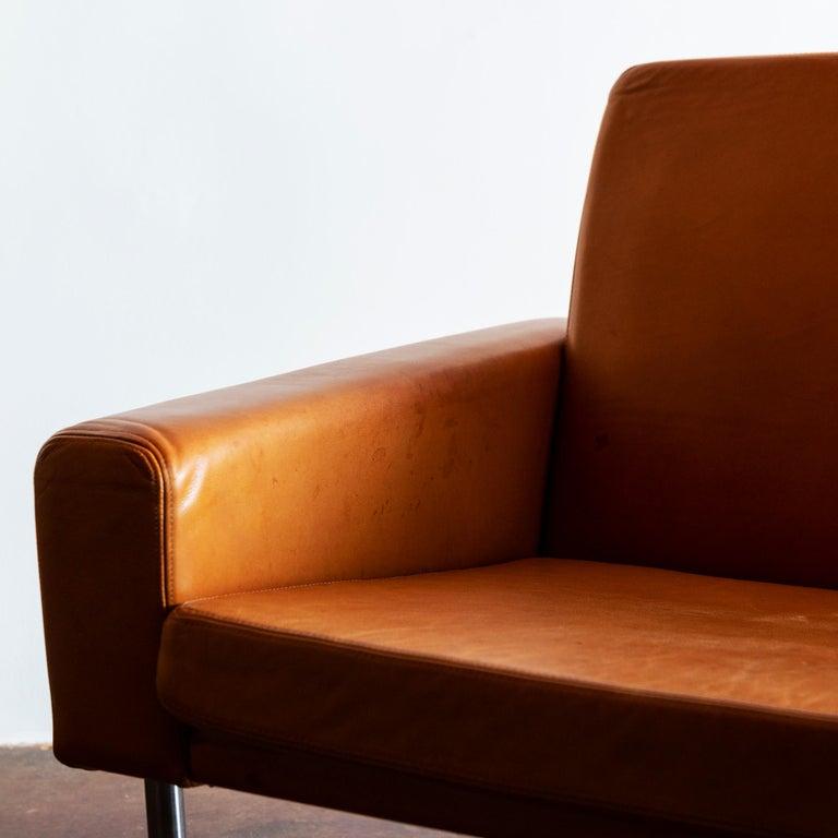 Hans Wegner Airport Sofa, Model AP 34/4, Denmark, 1960s For Sale 5