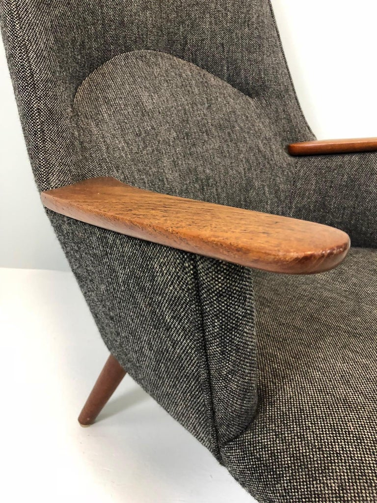 Mid-20th Century Hans Wegner AP-27 Armchair by A.P. Stolen For Sale