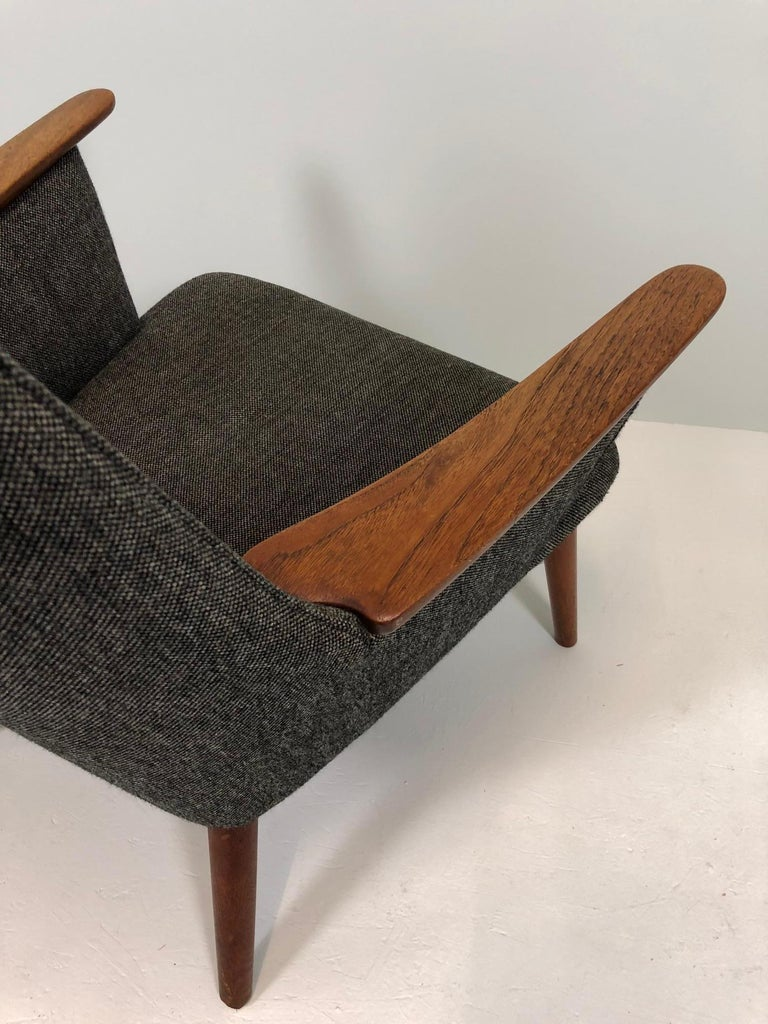 Hans Wegner AP-27 Armchair by A.P. Stolen For Sale 1