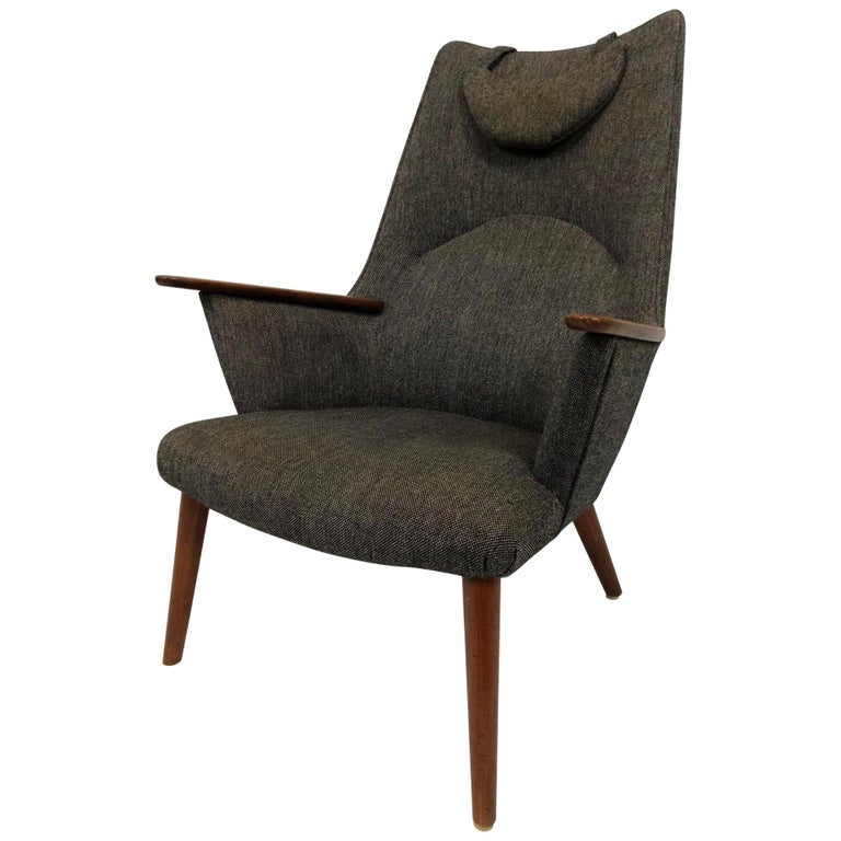 Hans Wegner AP-27 Armchair by A.P. Stolen For Sale