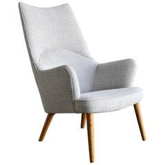 """Hans Wegner AP-27 """"Mama"""" Bear Chair"""