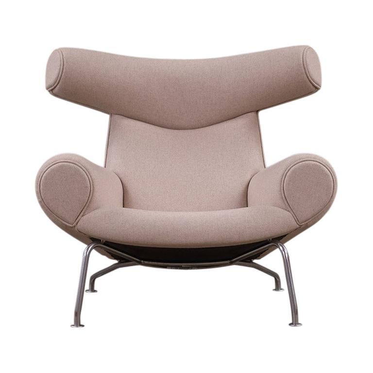 Hans Wegner AP 46 OX Chair For Sale