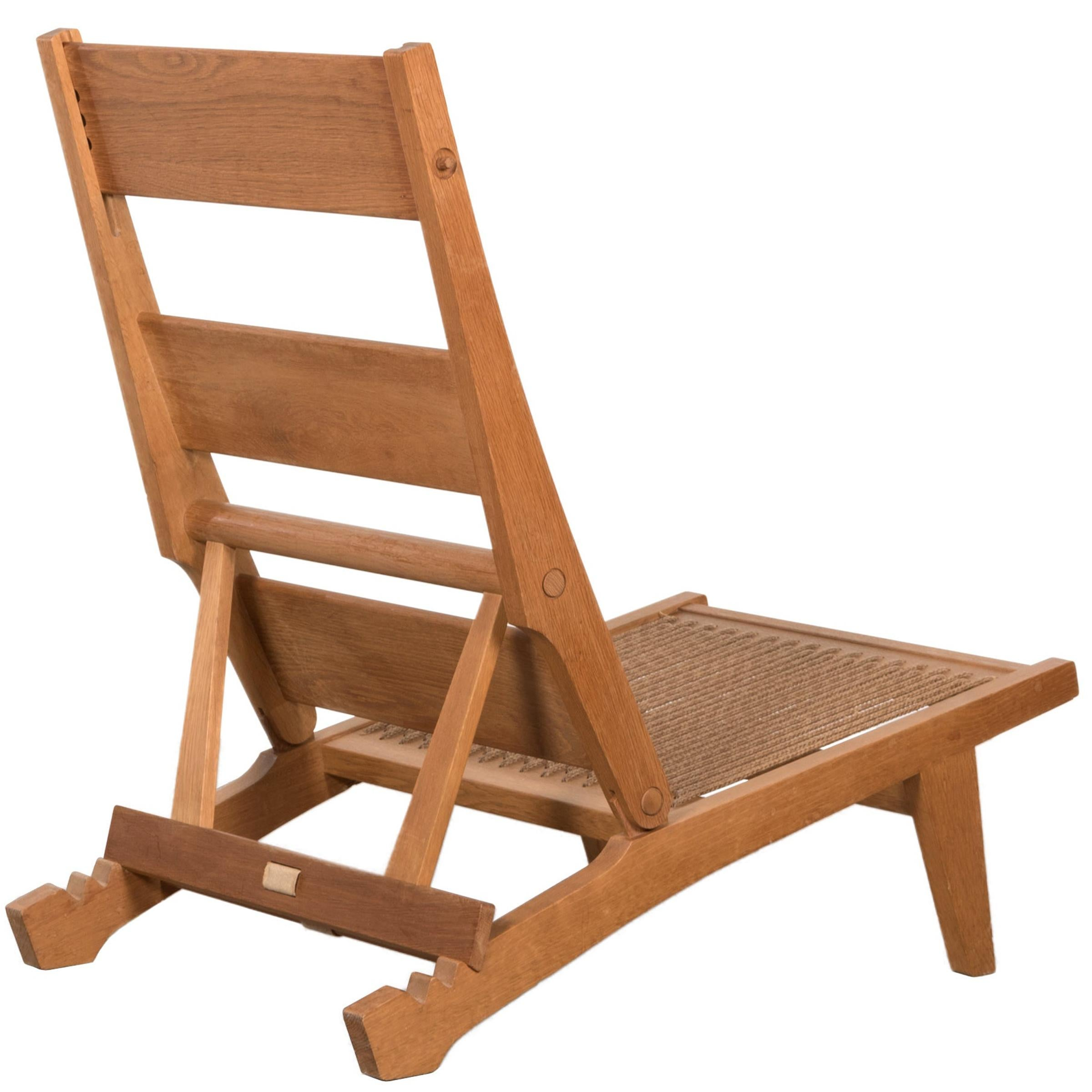 Hans Wegner AP71 Lounge Chair for AP Stolen, Denmark