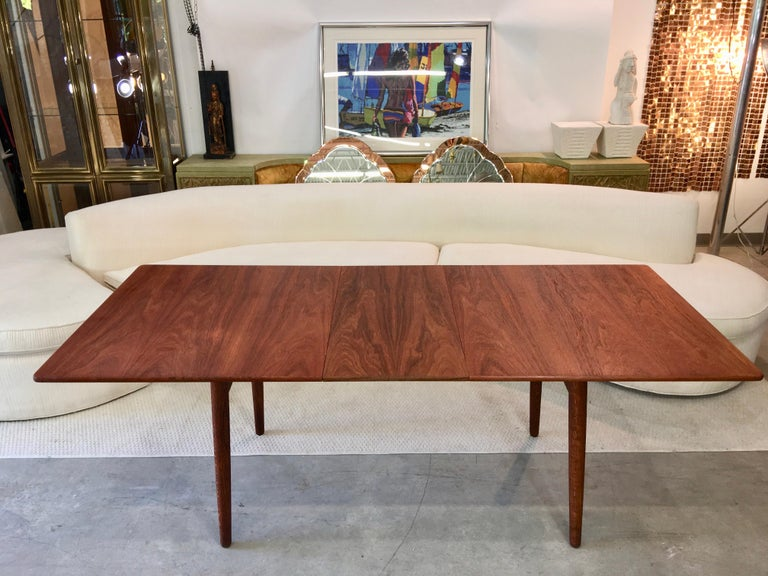 Mid-20th Century Hans Wegner AT-310 Dining Table for Andreas Tuck For Sale