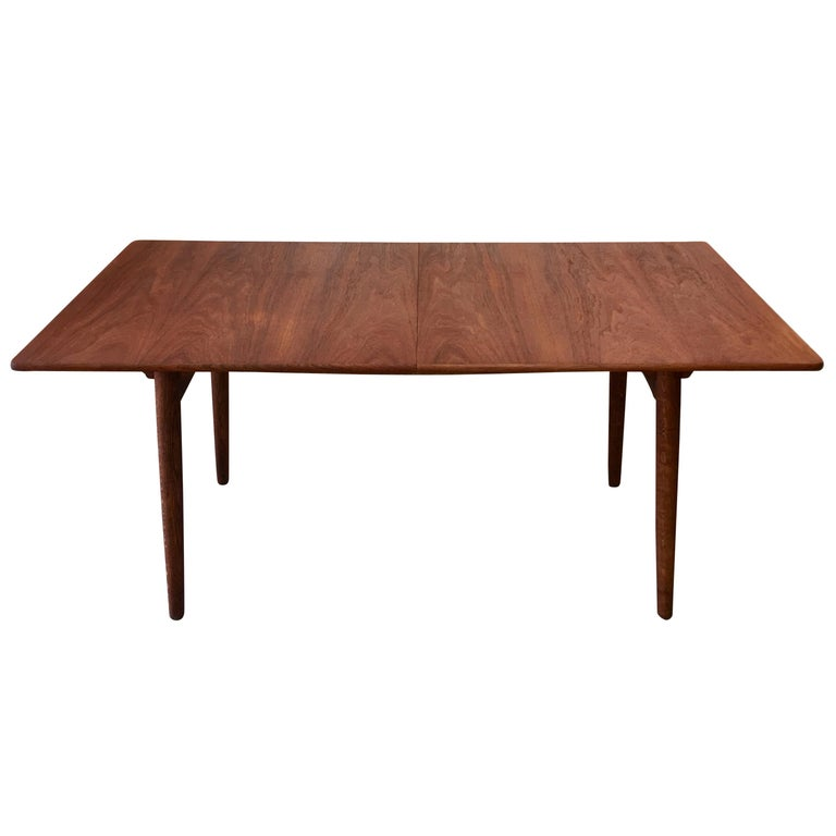 Hans Wegner AT-310 Dining Table for Andreas Tuck For Sale