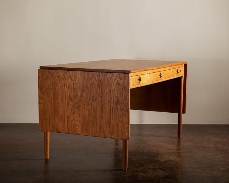 Danish Hans Wegner AT305 Desk for Andreas Tuck, Denmark, 1950s For Sale