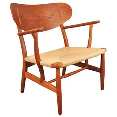 Hans Wegner CH 22 Chair for Carl Hansen & Son