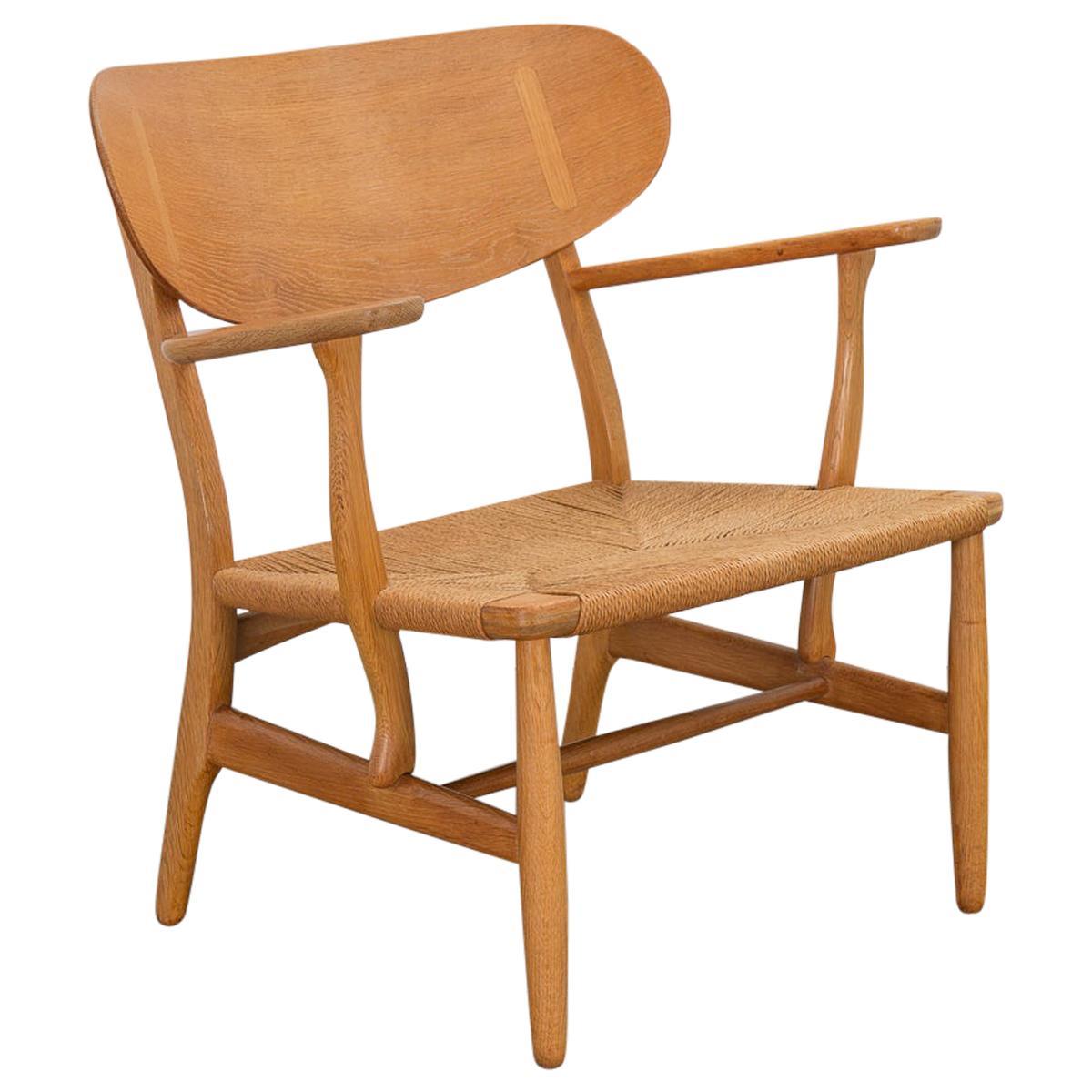 Hans Wegner CH 22 Chair for Carl Hansen & Son