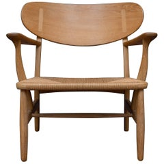 Hans Wegner CH 22 Easy Chair