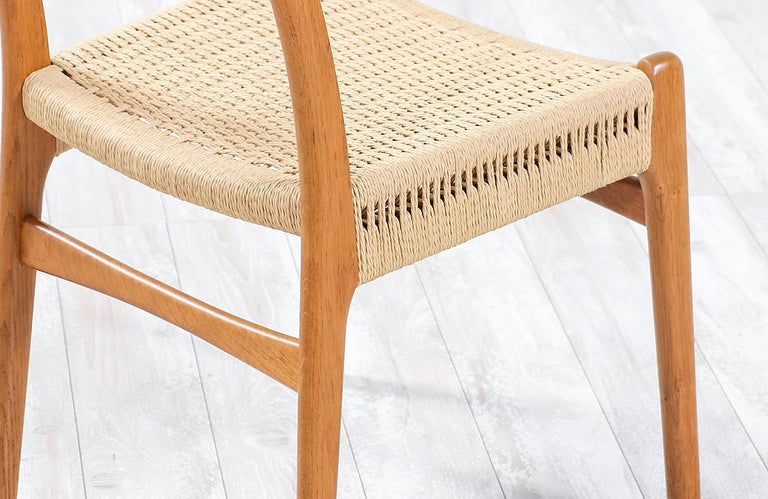 Hans Wegner CH-23 Dining Chairs for Carl Hansen & Søn For Sale 2