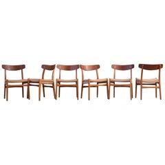 Hans Wegner CH23 Chairs