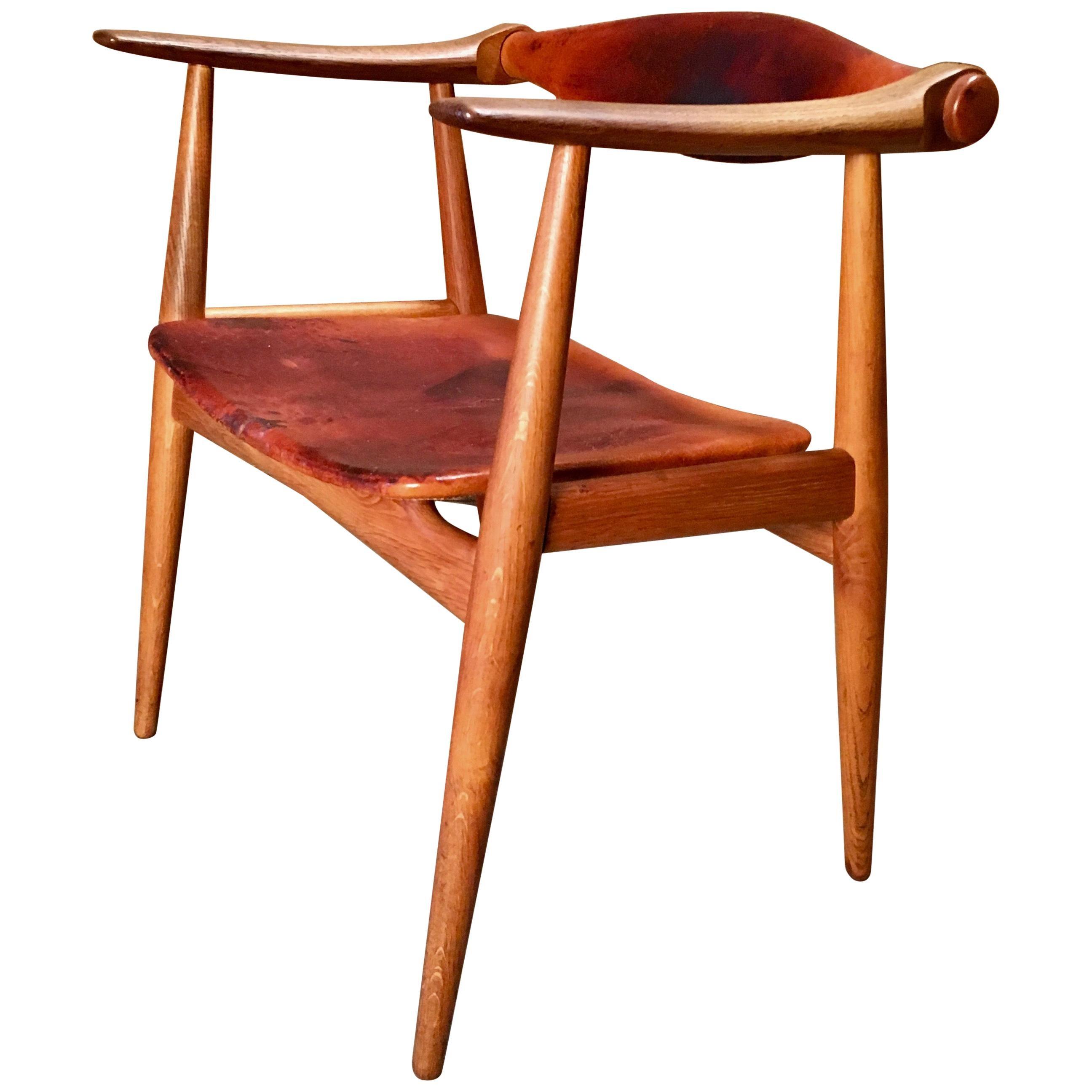"Hans Wegner CH34 ""Yoke"" Chair for Carl Hansen"