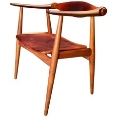 "Hans Wegner CH34 ""Yoke"" Chair for Carl Hansen"