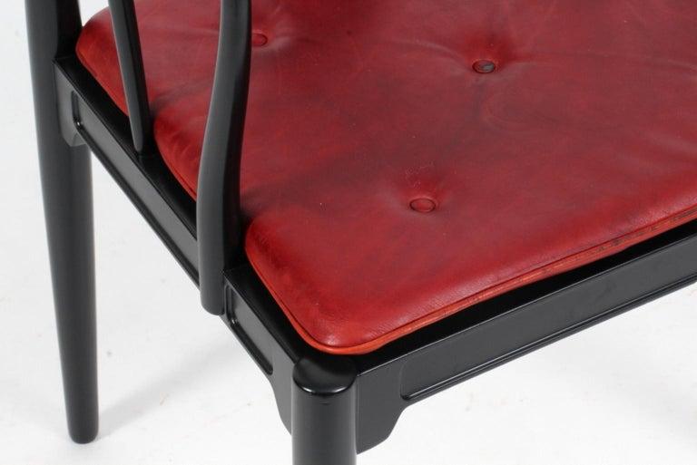 Scandinavian Modern Hans Wegner Chinese Chair 4283 For Sale