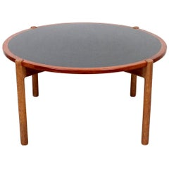 Hans Wegner Coffee Table with Reversible Top